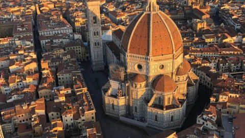 PUNTA DAYS : FIRENZE in freccia rossa